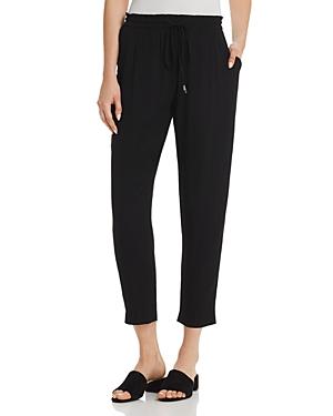 Aqua Cropped Drawstring Pants - 100% Exclusive