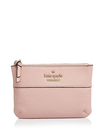 kate spade new york - Jackson Street Mila Leather Pouch