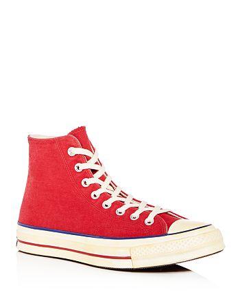 4f1f9a1a3fbd Converse Men s Chuck Taylor All Star 70 Vintage High Top Sneakers ...