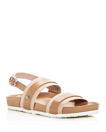 9ed734bcce9 Taryn Rose - Women s Sandra Leather Platform Sandals