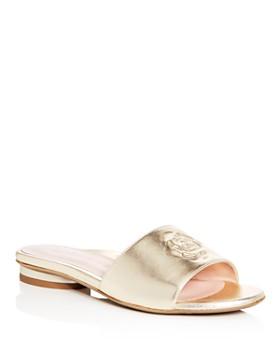 Taryn Rose - Women's Dahna Slide Sandals
