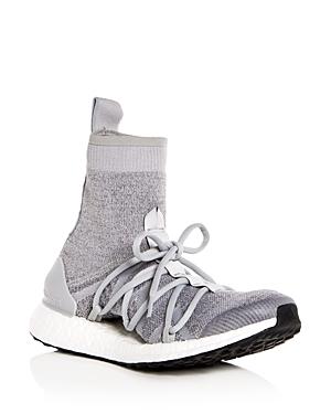 Adidas By Stella Mccartney  ADIDAS BY STELLA MCCARTNEY WOMEN'S ULTRABOOST X KNIT HIGH TOP SNEAKERS