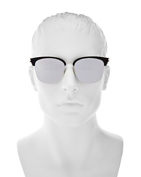 c4a31844ac ... 56mm Saint Laurent - Men s Zero Base Mirrored Square Sunglasses