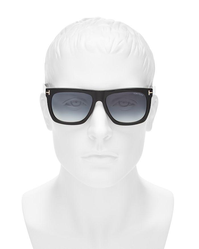 36654e83ac7 Tom Ford - Men s Morgan Flat Top Square Sunglasses