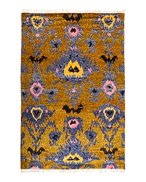 Solo Rugs Tribal Area Rug, 6'1 x 9'1