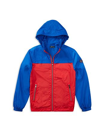 a17be5293 Ralph Lauren Boys  Packable Windbreaker Jacket - Big Kid ...