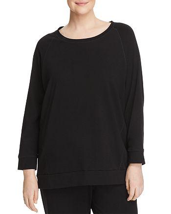 Eileen Fisher Plus - Relaxed Sweatshirt