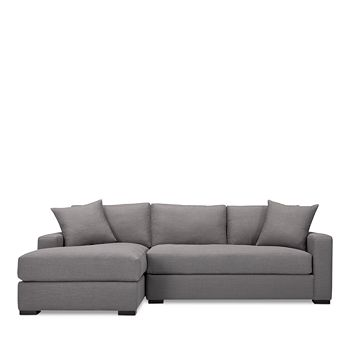 Bloomingdale's Artisan Collection - Gia 2-Piece Sectional - Left Facing Chaise