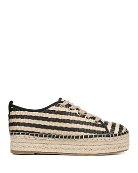Sam Edelman - Women's Celina Platform Espadrille Sneakers