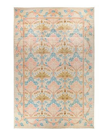 """Solo Rugs - Arts & Crafts Area Rug, 11'10"""" x 18'2"""""""