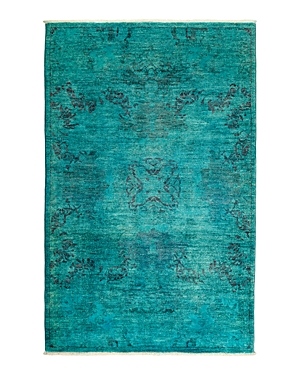 Solo Rugs Vibrance Area Rug, 4'2 x 6'6