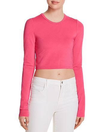 Elizabeth and James - Desmond Crop Top