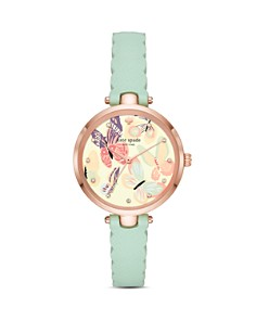 kate spade new york - Holland Butterfly Graphic Watch, 34mm