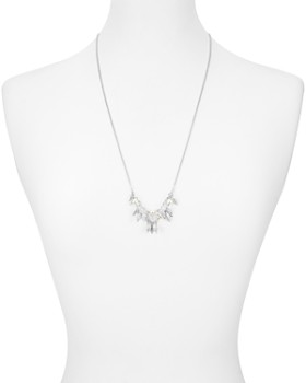 Nadri - Willow Pavé & Faux-Pearl Necklace, 26""