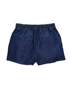 DL1961 - Girls' Frayed Denim Shorts - Big Kid