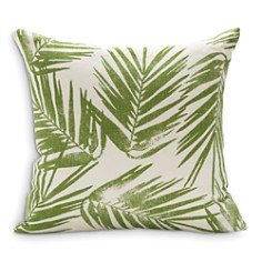 "Sugar Feather Palm Decorative Pillow, 22"" x 22"" - Bloomingdale's_0"