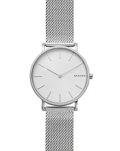 Skagen - Hagen Stainless Steel Watch, 38mm