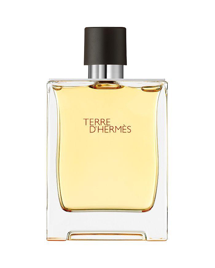 HERMÈS - Terre d'Hermès Pure Perfume Natural Spray 6.7 oz.