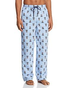 Psycho Bunny Woven Pajama Pants - Bloomingdale's_0