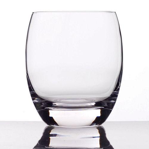 Luigi Bormioli - Crescendo 15.5 oz. Double Old Fashioned Glasses, Set of 4