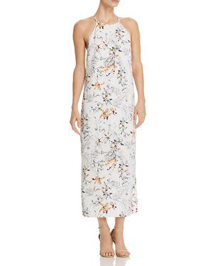 Aqua Floral Racerback Maxi Dress - 100% Exclusive 2861267
