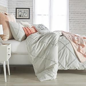 Peri Home Chenille Lattice Comforter Set King