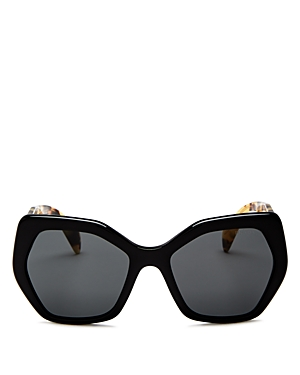 Prada Women's Round Sunglasses, 54mm