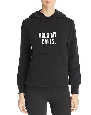 kate spade new york - Hold My Calls Graphic Hoodie
