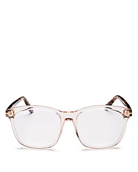 Tom Ford - Square Blue Light Glasses, 54mm
