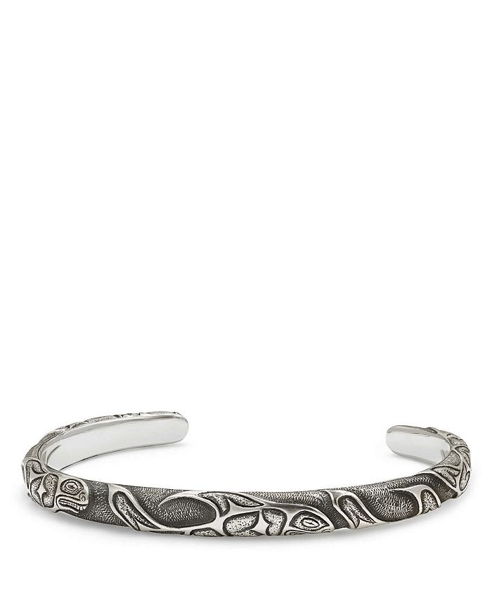 David Yurman - Northwest Narrow Cuff Bracelet