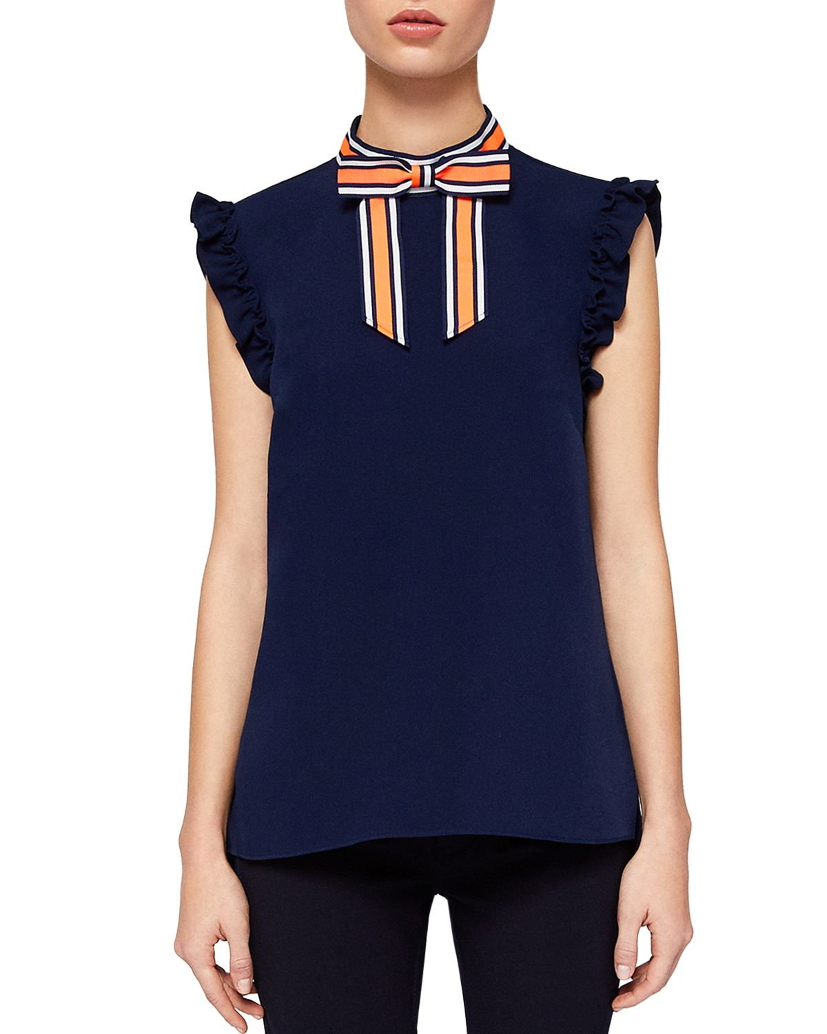 Ted Baker Tinks Bow Detail Top Bloomingdale S