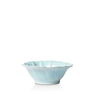 Vietri Incanto Ruffle Stoneware Cereal Bowl