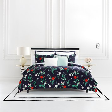 $kate spade new york Hummingbird Bedding Collection - Bloomingdale's