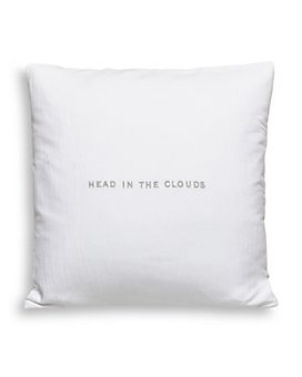 "kate spade new york - Words of Wisdom Decorative Pillows, 18"" x 18"""