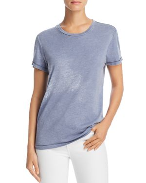 Elizabeth and James Malin Washed-Jersey Tee