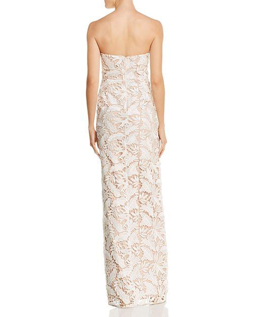 Aidan by Aidan Mattox Cutout Lace Gown - 100% Exclusive   Bloomingdale\'s
