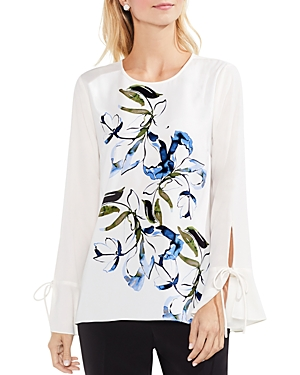Vince Camuto Flare-Sleeve Top