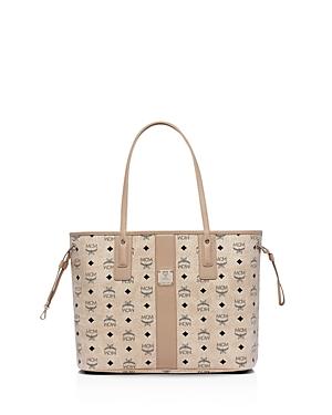 Mcm Liz Reversible Medium Tote-Handbags