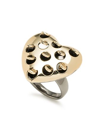 Alexis Bittar - Heart Cocktail Ring