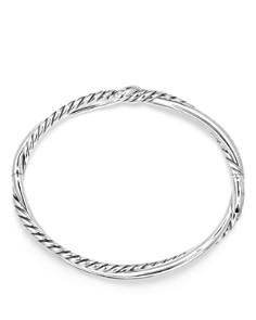 David Yurman - Continuance Full Pavé Bracelet with Diamonds