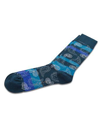 Ted Baker - Dumclas Paisley Socks