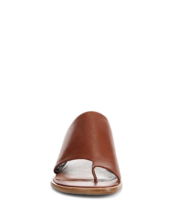 9789d6a4d33c Vince - Women s Edris Leather Slide Sandals