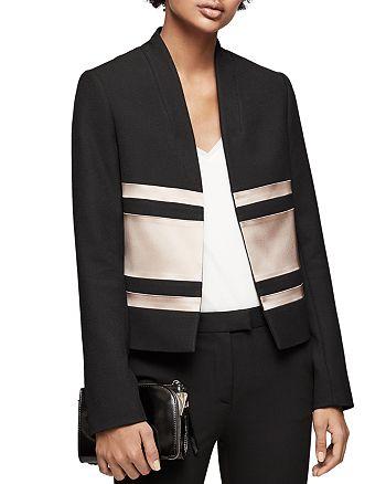 REISS - Selda Color-Block Jacket