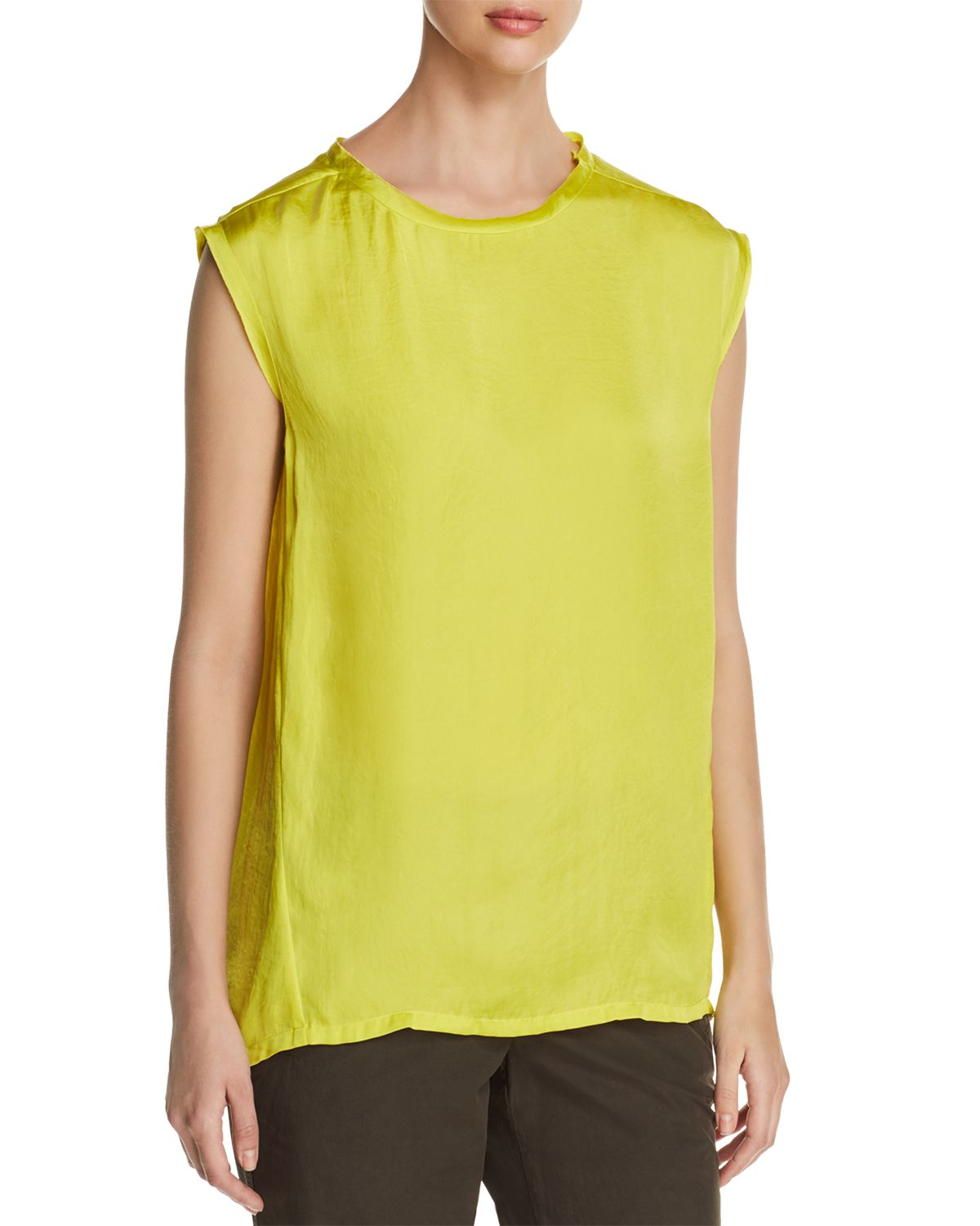 Circle Blouse Kenneth Cole