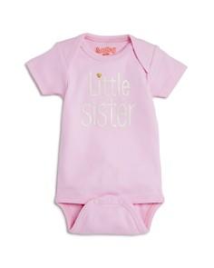 Sara Kety Girls' Little Sister Bodysuit, Baby - 100% Exclusive - Bloomingdale's_0