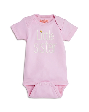 Sara Kety Girls' Little Sister Bodysuit, Baby - 100% Exclusive