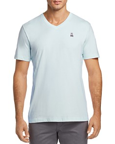 Psycho Bunny Classic V-Neck Tee - Bloomingdale's_0