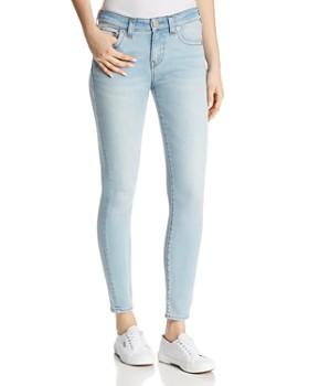 e9d3ca1bd8196 True Religion - Jennie Core Curvy Skinny Jeans in Breakaway Blue ...
