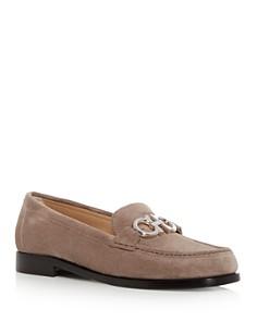 Salvatore Ferragamo - Women's Rolo Reversible Gancini Loafers