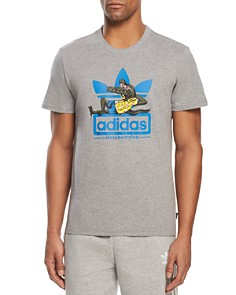 adidas Originals Laid Out Logo Tee - Bloomingdale's_0
